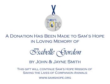 sam s hope memorials